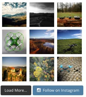 Instagram Profil Quadcopter.de